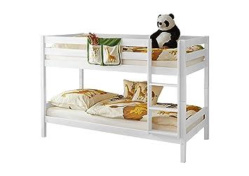 Ticaa Etagenbett Bewertung : Ticaa einzel etagenbett marcel« mit textil set kiefer massiv