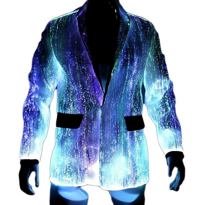 Resultado de imagen de led jacket burning man