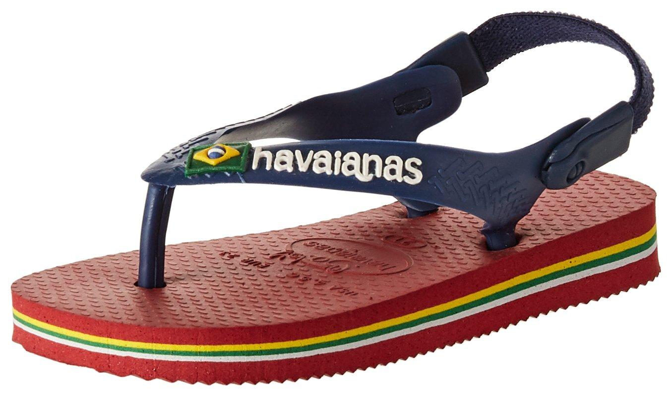 Havaianas Unisex-Kinder Baby Brasil Logo Sandalen 4119727