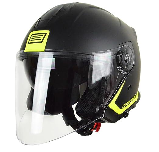 2 opinioni per Origine Helmets Palio Flow, Giallo-Nero, XS