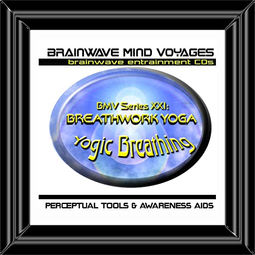 Brainwave Mind Voyages - BMV Series 21 Breathwork Yoga CD ...