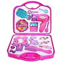HRK Beauty Set Makeup Kit for Girls, Pink