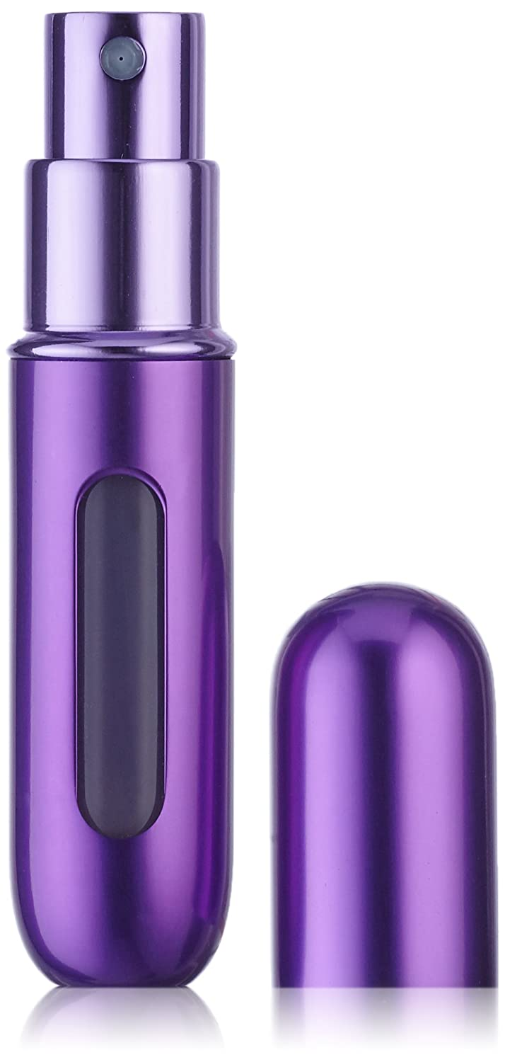 Travalo Excel Perfume Spray Bottle, 5 ml, Purple TRAVALO-200637