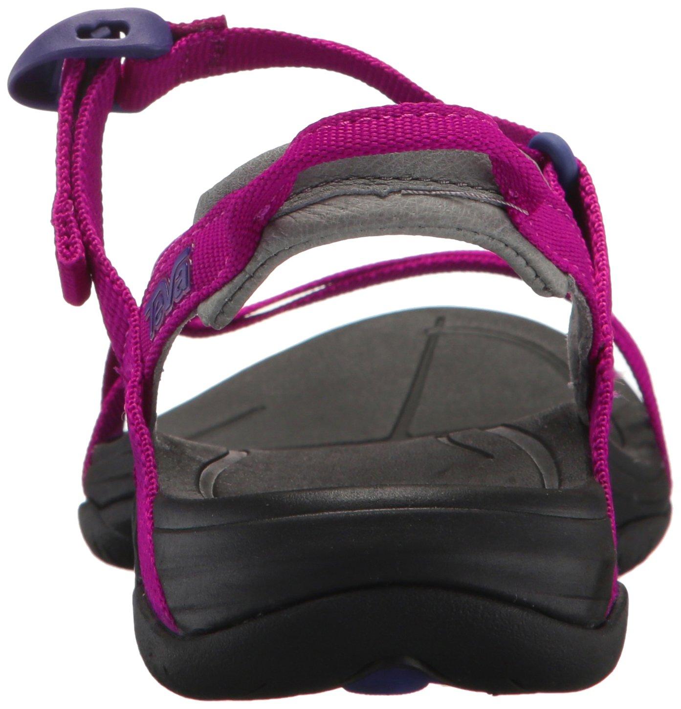Teva Womens Women's W M Sirra Sport Sandal B07DC4HZ79 41 M W EU|Boysenberry 78624a