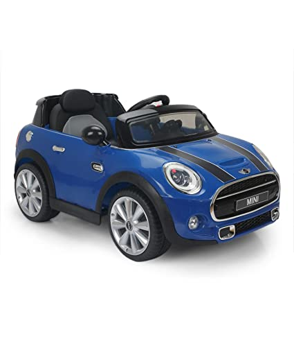 Buy Webby Bmw Mini Cooper 195 Toy Car Blue Online At Low Prices In