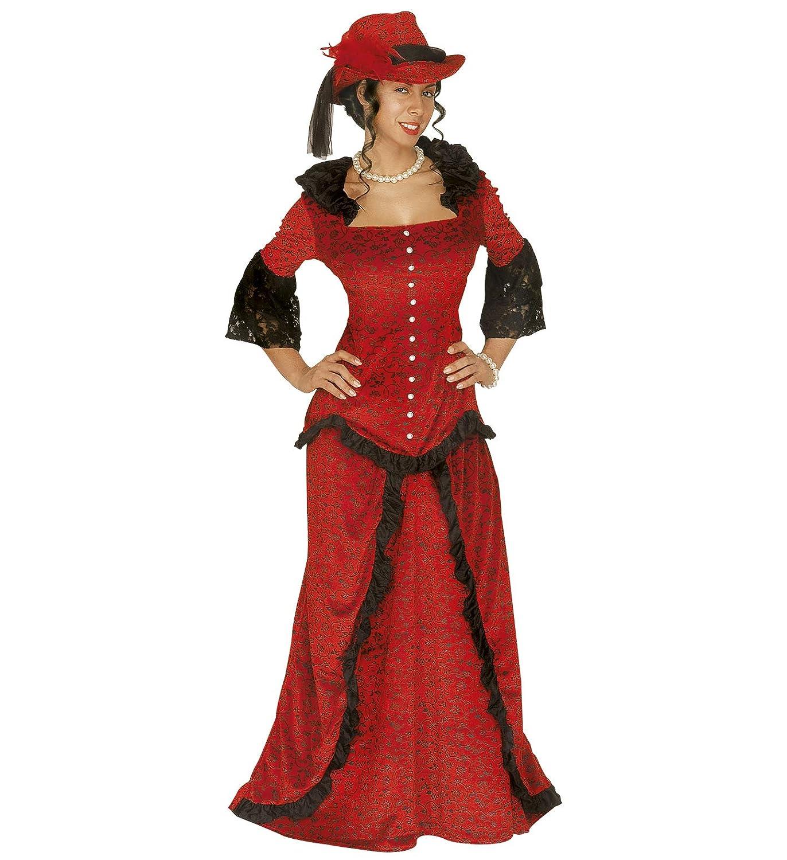 Disfraz de Vaquero para Mujer de Partypack, Talla 42-51: Amazon.es ...