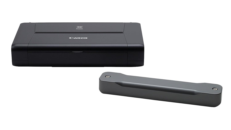 ohne AKKU 9.600 x 2.400 dpi, USB, WLAN, Pixma Cloud-Link, Apple AirPrint Canon Pixma iP110 mobiler Tintenstrahldrucker