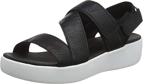 Amazon.com | Skechers Light Star City Stories Womens Sandals ...