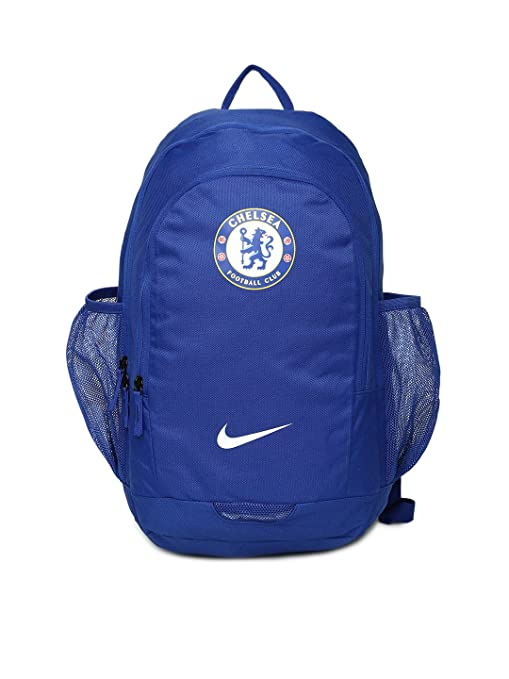 0eb9133d97ab Image Unavailable. Image not available for. Colour  Nike Unisex Blue  STADIUM chelsea FC BKPK Backpack
