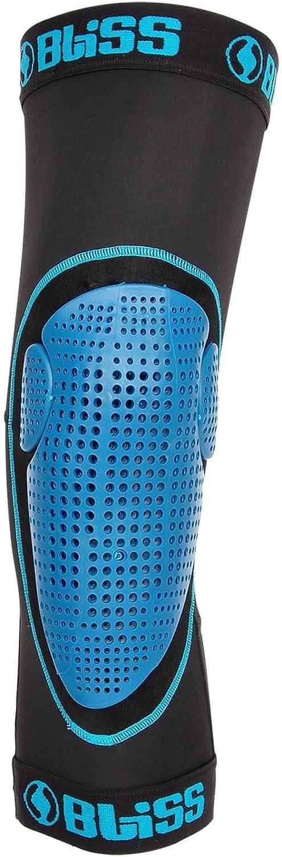 bliss Black Arg Minimalist Plus Pair of MTB Knee Pad
