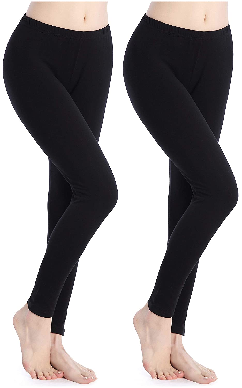 Ferrieswheel Story Leggings Donna Fitness Pantaloni Sottogonna Leggero Elastico Morbidi Sportivi