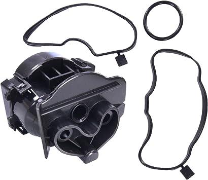 Kurbelgehäuseentlüftung Entlüftungsventil Ölabscheider Abscheider Kurbelgehäuse Öl Motorentlüftung Entlüftung Motor Auto