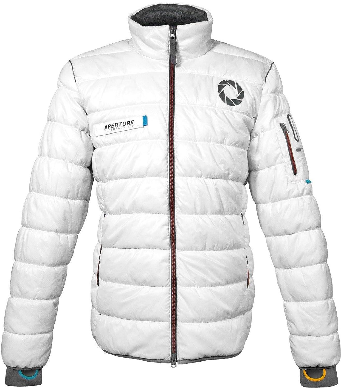 Musterbrand Portal Jacket Men Engineer Winter Water Repellent White