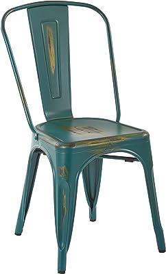 OSP Designs Bristow Armless Chair