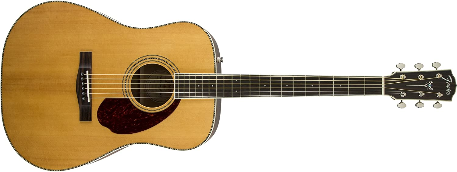 The Overall Fender Acoustic Guitar