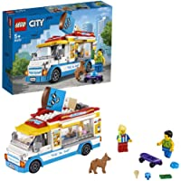 LEGO City Great Vehicles 60253 Ice-Cream Truck Building Kit (200 Pieces)