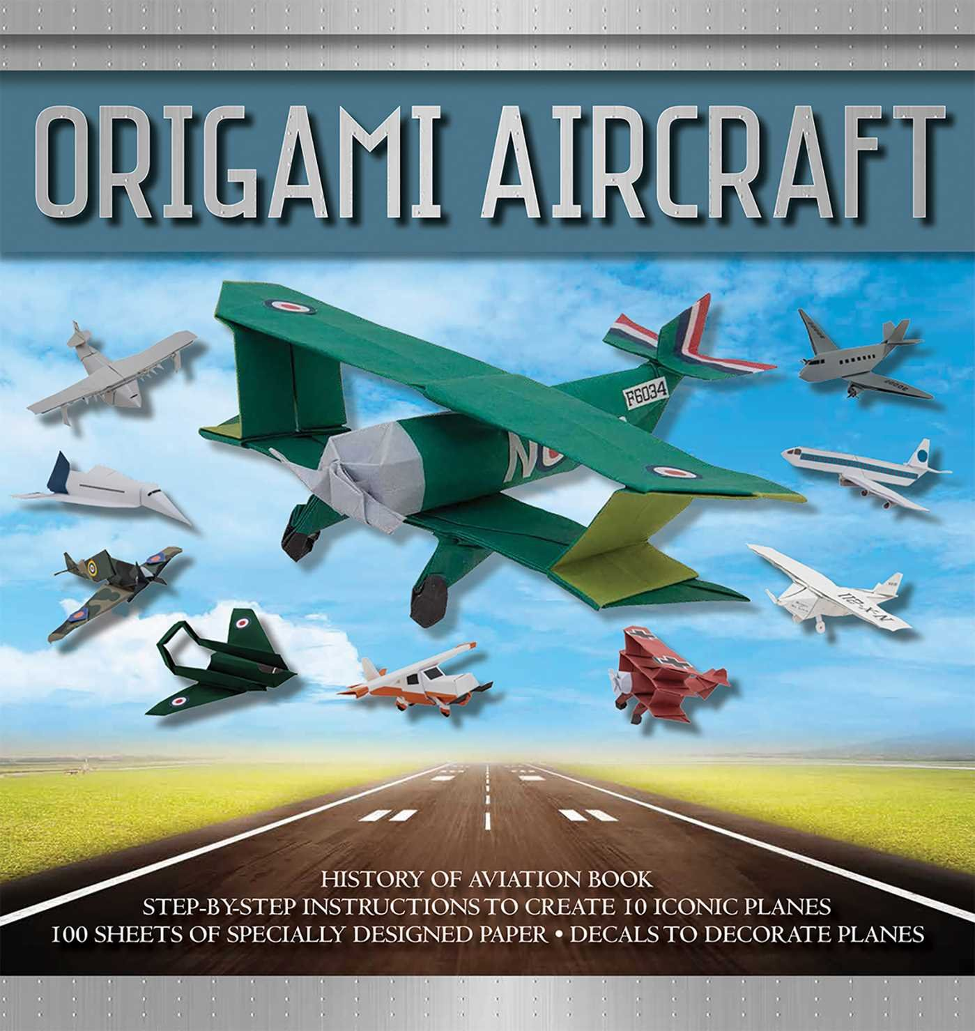 Download Origami Aircraft (Origami Books) pdf epub
