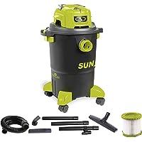 $39 » Sun Joe SWD5000 5-Gallon 1200-Watt 7 Peak HP Wet/Dry Shop Vacuum, HEPA Filtration,…
