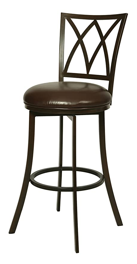 Delicieux Impacterra Pastel Furniture Xenophon Swivel Barstool, 30u0026quot;, ...