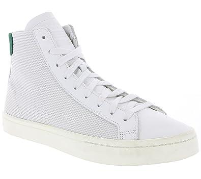 Adidas Herrenschuhe | adidas Court Vantage Mid Schuhe Weiß