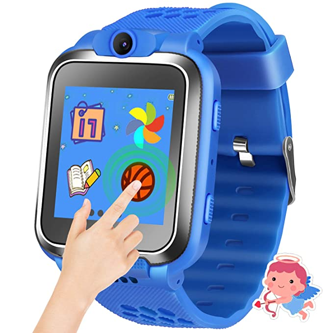 Kids Smartwatch Smart Watch for Kids Game Smart Watch for Kids Girls Watch with Game Kids Smart Watch with Game Wrist Watch Education Toys Boys Girls ...