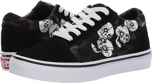 chaussure vans skate noir