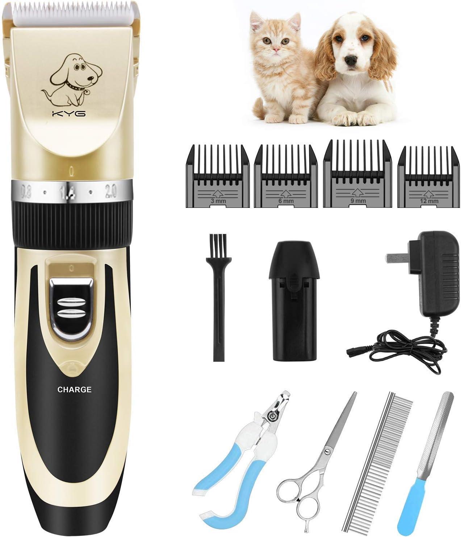 ADSIKOOJF Tosatrici per Animali Domestici manuali per Cani Dog Cat Trimmer Forbici Rasoio Rasoio Strumenti per toelettatura per Animali Domestici Prodotti per toelettatura