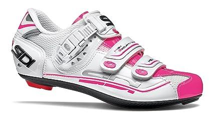 Sidi Genius 7 – zapatos de ciclista Mujer Blanco/Rosa, unisex, ...