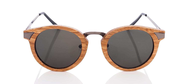 WOODYS Mike 01 - gafas de sol, unisex, marrón, talla 48-26 ...