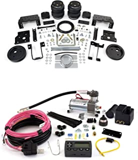 product image for Airlift 88396 72000 Set of Load Lifter 5000 Ultimate Series with Wireless Air Compressor System Kit for Ford F-250 F-350 F-450 Super Duty