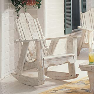 product image for Uwharrie Chair N112 Nantucket Rocker - White