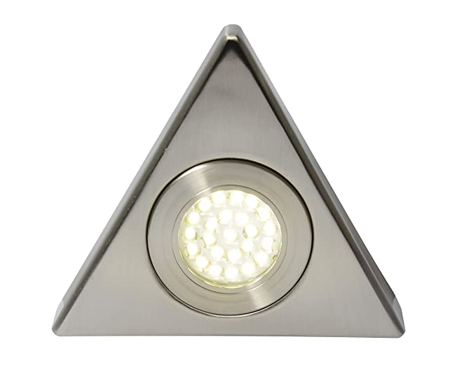 Culina fonte led triangular kitchen cabinet light cul 21626