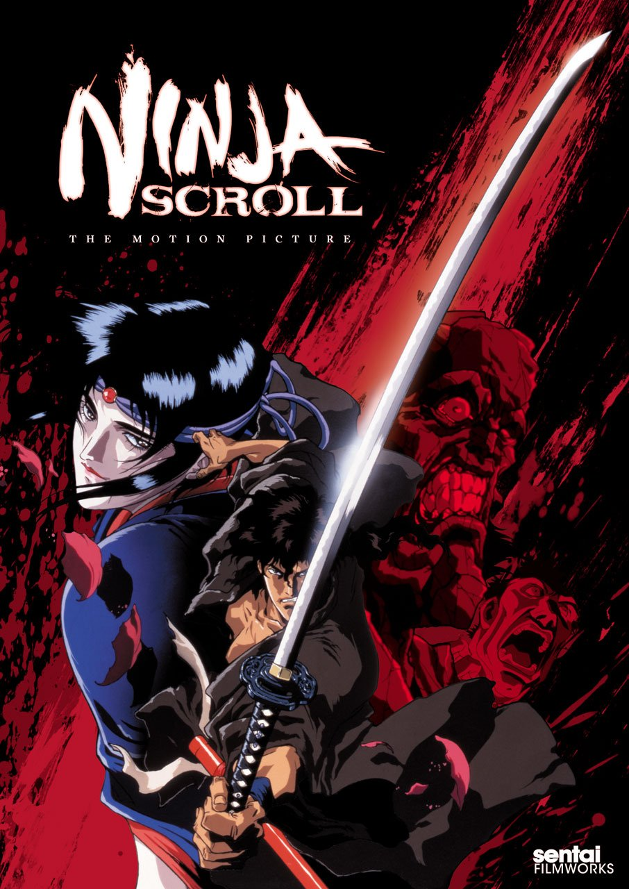 Amazon.com: Ninja Scroll: Dean Wein, Quint Lancaster: Movies ...