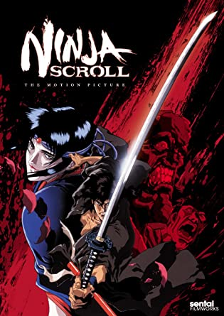 Ninja Scroll [Reino Unido] [DVD]: Amazon.es: Cine y Series TV
