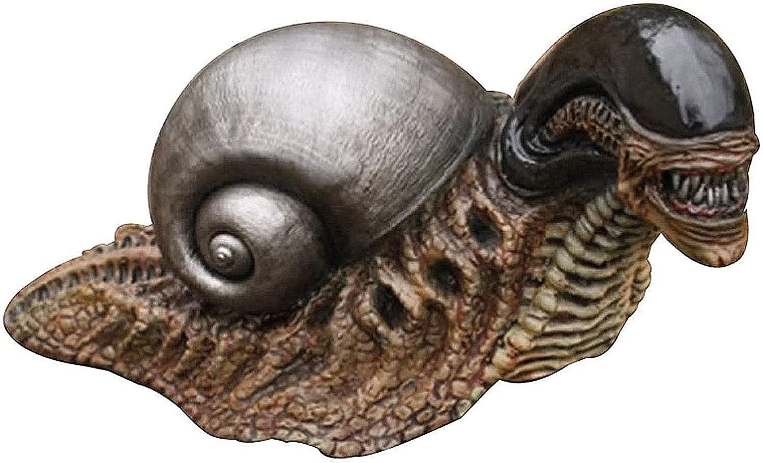 ECAAUYTO 2021 New Alien Snail Statue, Animal Statue Snail Figurine for Lawn Ornaments Indoor or Outdoor Decorations Garden Gnome Statue, Ornament Gift
