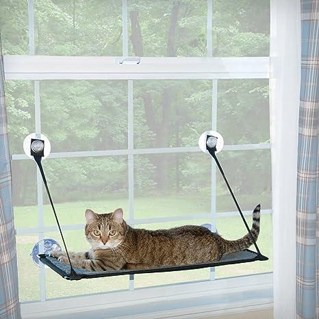 K&H Mascotas| Soporte EZ para Ventanas | Cama para Gatos de ...