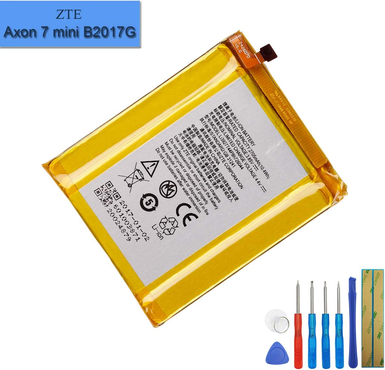 Bateria Li3927T44P8h726044  para ZTE Axon 7 Mini B2017G