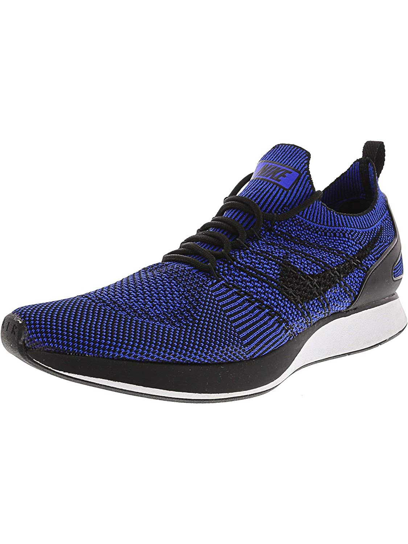 Nike Herren Air Zoom Mariah Flyknit Racer Fitnessschuhe schwarz