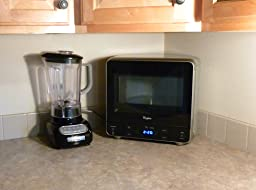 Countertop Microwave Small Footprint : ... WMC20005YD 0.5 Cu. Ft. Stainless Look Countertop Microwave: Appliances