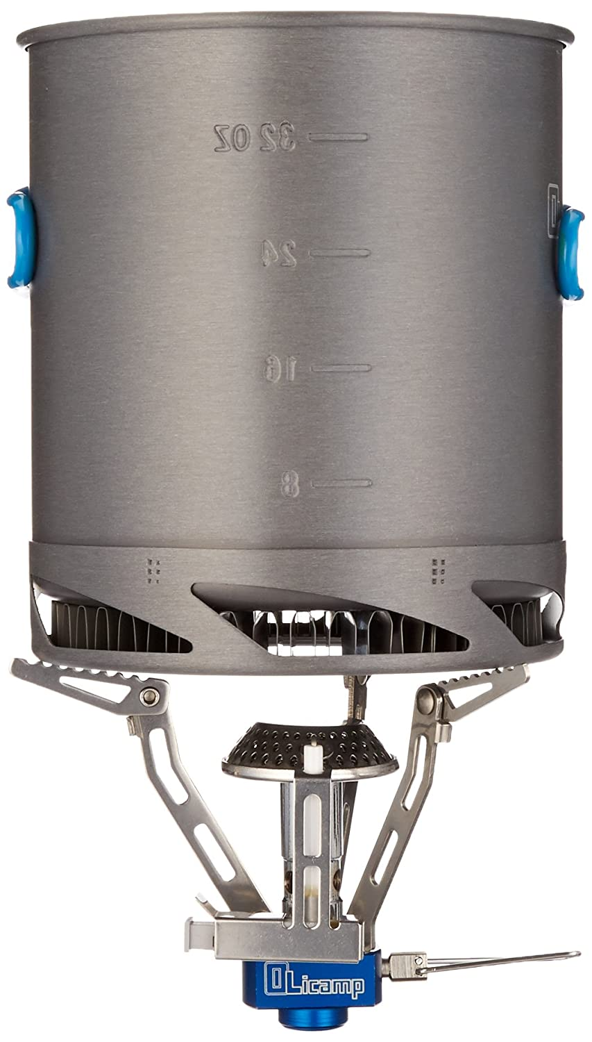 Olicamp Electron with XTS Stove Combo 329032 LL329032