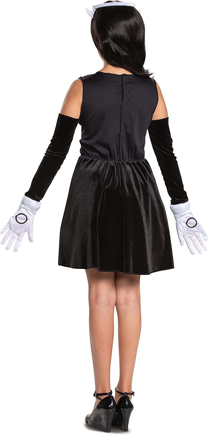Disguise Alice Bendy and The Ink Machine Girls Costume