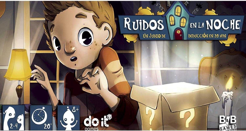 DOIT Ruidos en la Noche - Juego de Mesa [Castellano]: Amazon.es: Juguetes y juegos