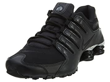 Nike Men's Shox NZ PRM Black 536184-001 (SIZE: ...