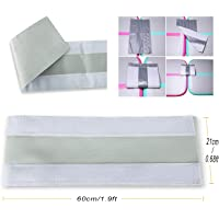 Lamlingo Lunghezza 60 cm Air Track Velcro/Pompa elettrica