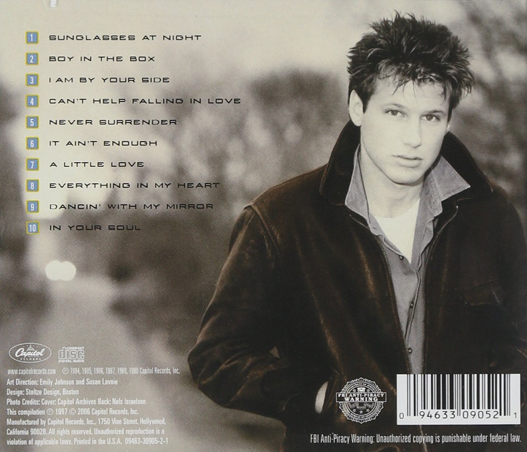 The Best of Corey Hart Best of, Content/Copy-Protected CD, Import