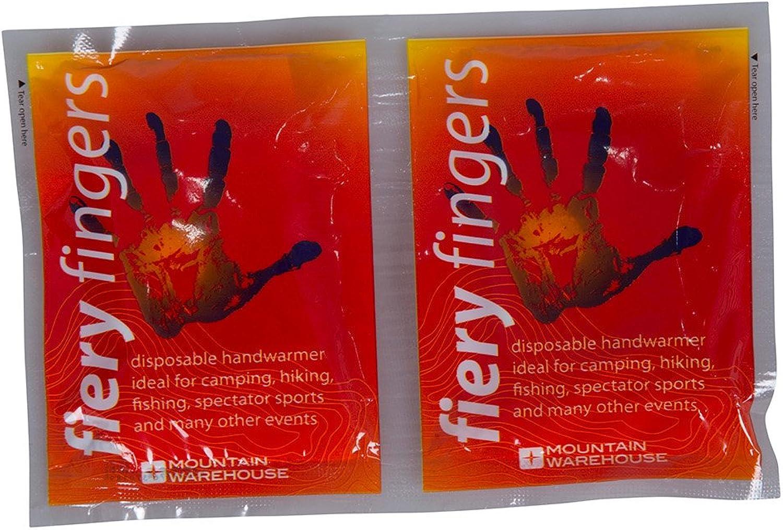 Mountain Warehouse Fiery Fingers - Calentadores Desechables para ...