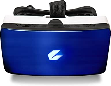 CEEK VR Headset Goggles | 3-Month CEEK VR Experiences Subscription | Blue