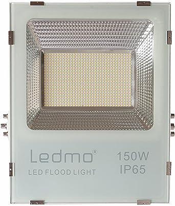 focos led exterior 150W Blanco cálido 2700K,foco led focos led ...