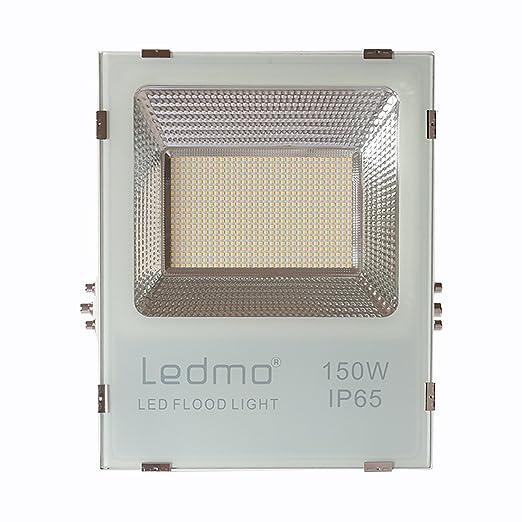 13 opinioni per LEDMO Faretto a led 150W bianco caldo 2700k, FARETTO led esterno Illuminazione
