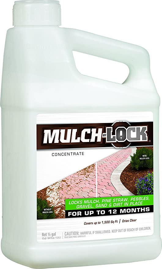 Amazon.com : Mulch Lock 16000-1, Ready-to-Use, Pack of 2 : Garden & Outdoor